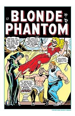Blonde Phantom (1946-1949) #17