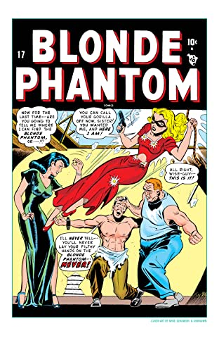 Blonde Phantom (1946-1949) No.17