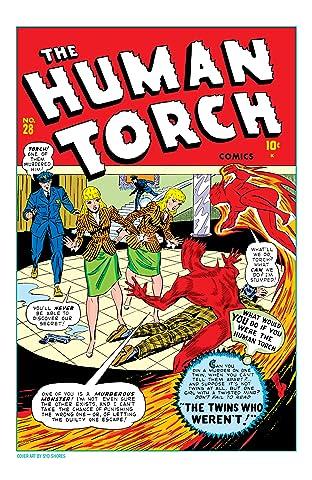 Human Torch (1940-1954) No.28