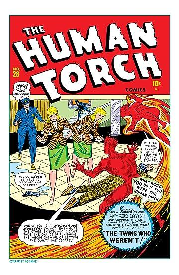 Human Torch (1940-1954) #28