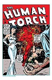 Human Torch (1940-1954) No.30