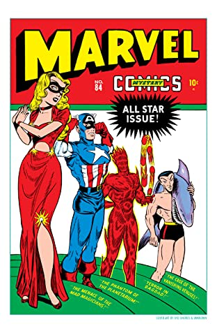 Marvel Mystery Comics (1939-1949) #84