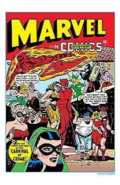 Marvel Mystery Comics (1939-1949) #86