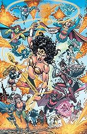 Wonder Woman (2006-2011) #600