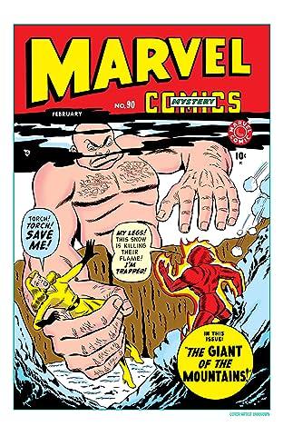 Marvel Mystery Comics (1939-1949) #90