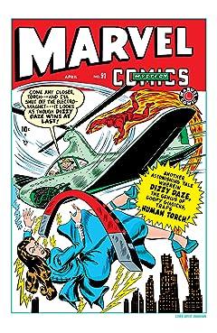 Marvel Mystery Comics (1939-1949) #91