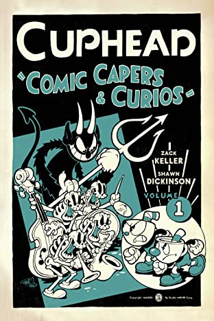 Cuphead Vol. 1: Comic Capers & Curios