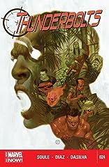 Thunderbolts (2012-) #24