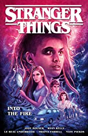 Stranger Things Tome 3: Into the Fire