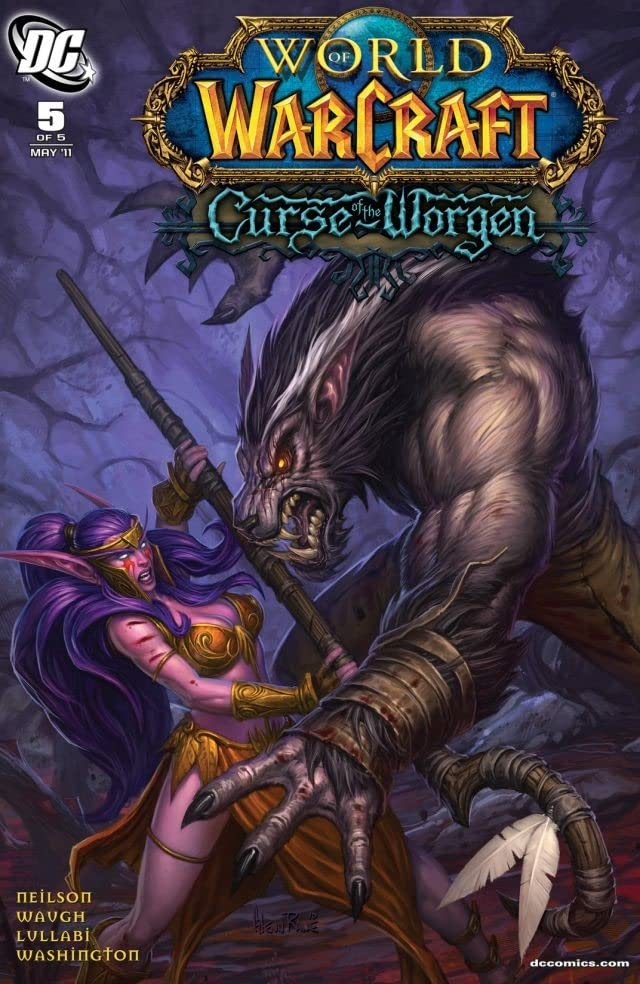 World of Warcraft: Curse of the Worgen #5