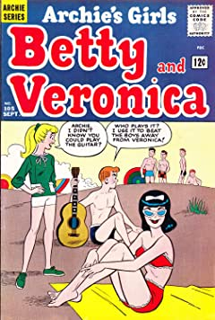 Archie's Girls Betty & Veronica #105