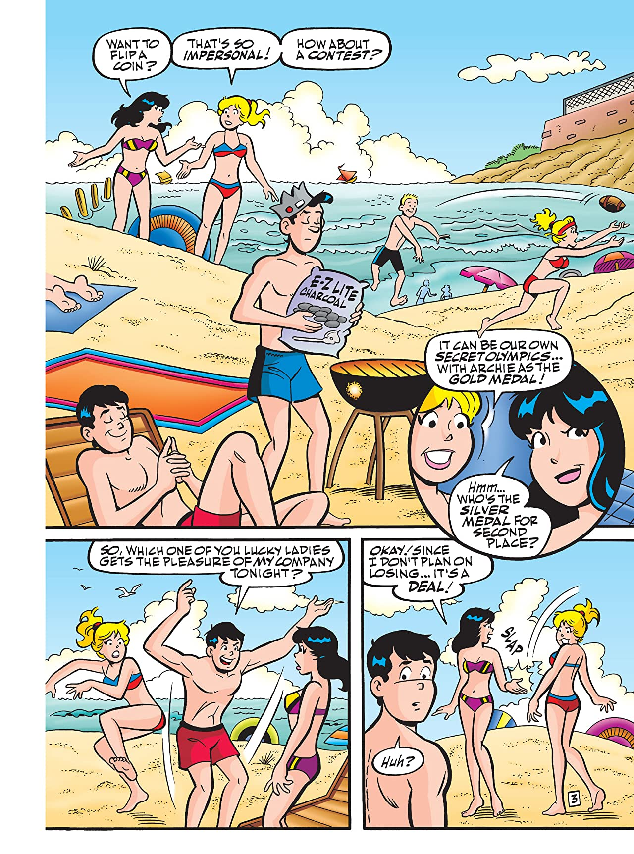 Betty & Veronica Best Friends Digest #283