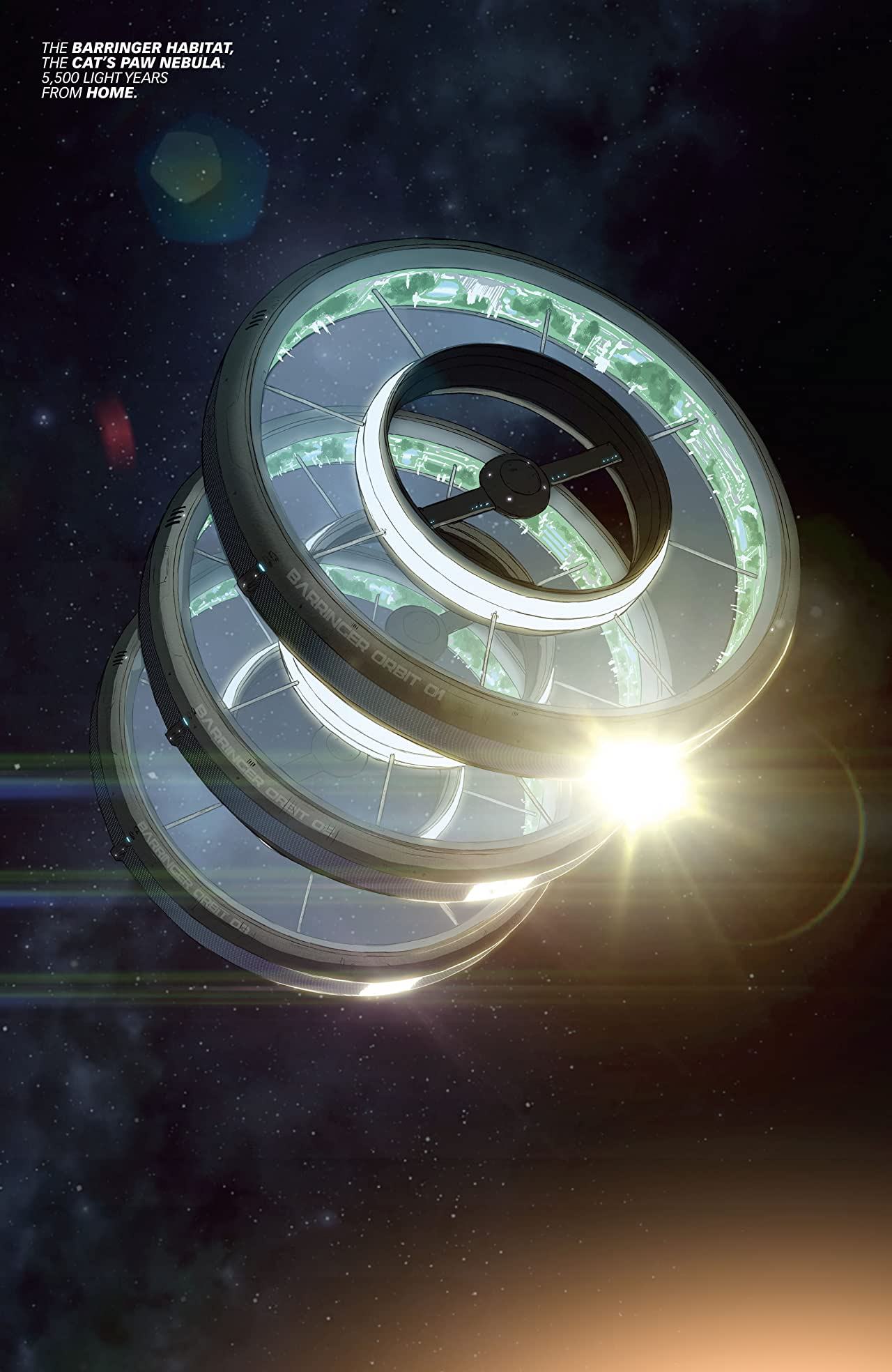 John Carpenter's Tales of Science Fiction: VORTEX 2.0 #1