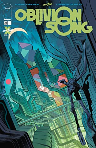 Oblivion Song By Kirkman & De Felici No.26