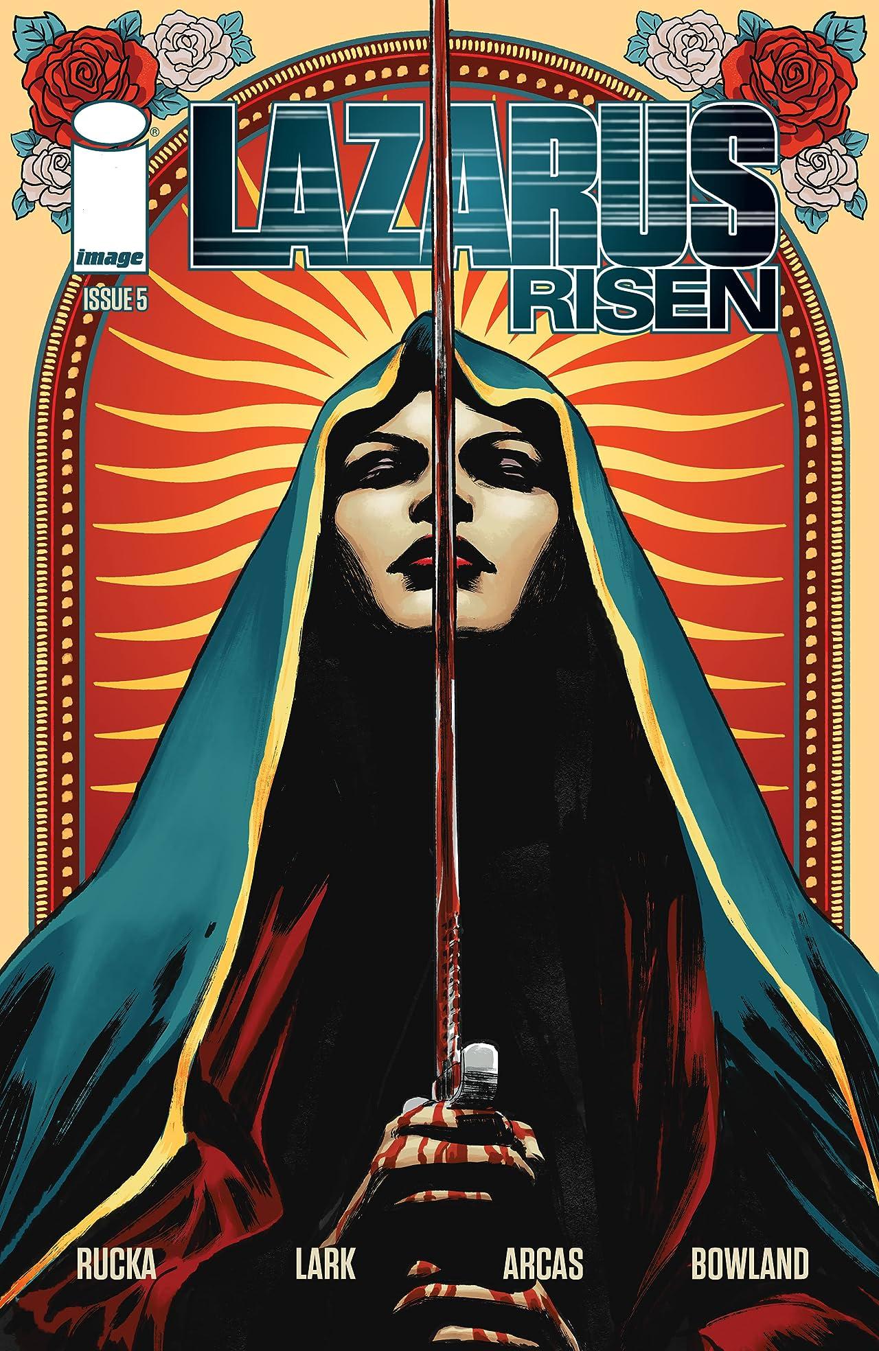 Lazarus: Risen No.5