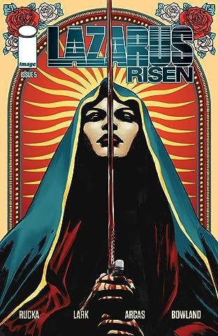 Lazarus: Risen #5