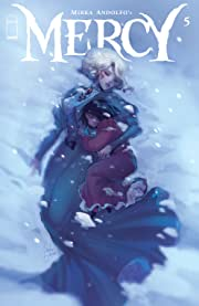 Mirka Andolfo's Mercy No.5