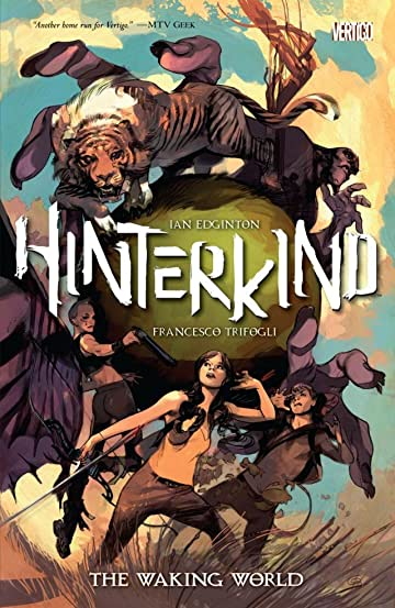 Hinterkind (2013-2015) Tome 1