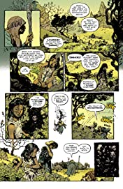 The Goddamned: The Virgin Brides #3