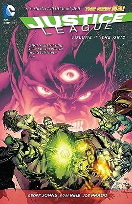 Justice League (2011-2016) Vol. 4: The Grid