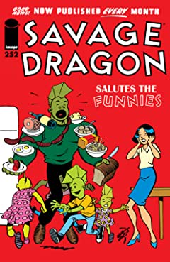 Savage Dragon #252