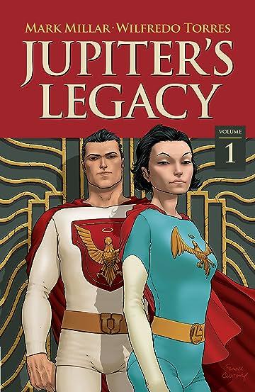 Jupiter's Legacy Tome 1