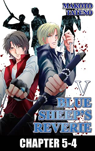 BLUE SHEEP'S REVERIE (Yaoi Manga) #19