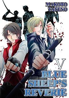 BLUE SHEEP'S REVERIE (Yaoi Manga) Vol. 5