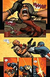 Ultimate Comics Captain America #4 (of 4)