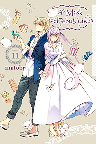 As Miss Beelzebub Likes Vol. 11