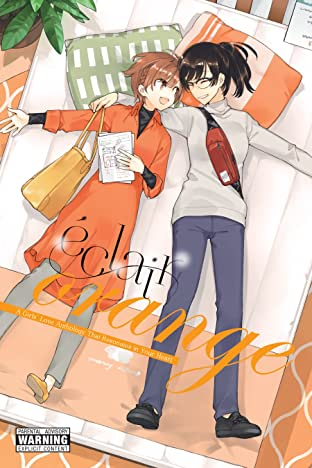 Éclair Orange Vol. 5: A Girls' Love Anthology That Resonates in Your Heart (Clone)