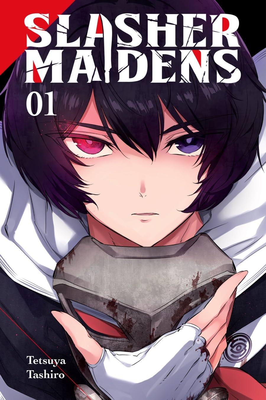 Slasher Maidens Vol. 1