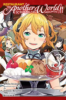 Restaurant to Another World Vol. 3