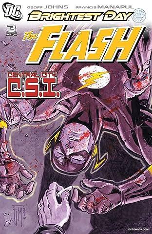 The Flash (2010-2011) No.3