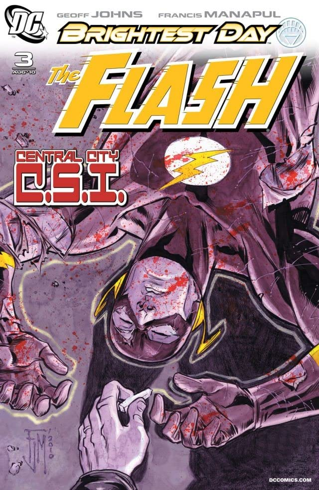 The Flash (2010-2011) #3