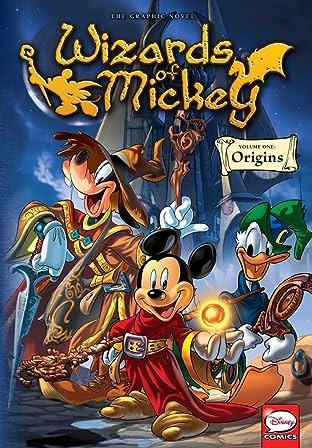 Wizards of Mickey Vol. 1: Origins
