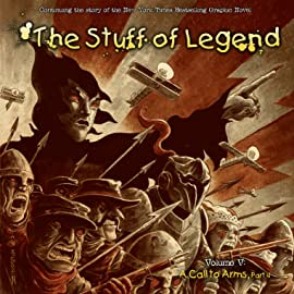 The Stuff of Legend Vol. 5 - A Call to Arms #4