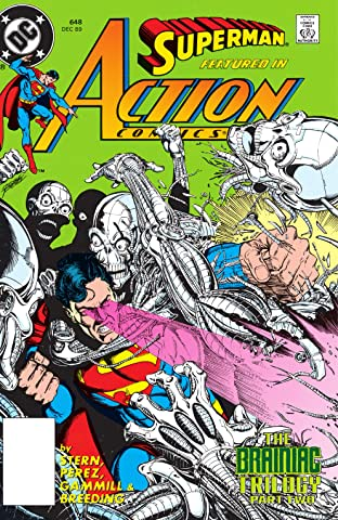 Action Comics (1938-2011) No.648
