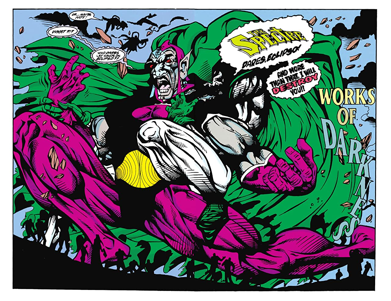 Eclipso (1992-1994) #18