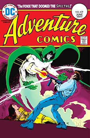 Adventure Comics (1935-1983) No.439