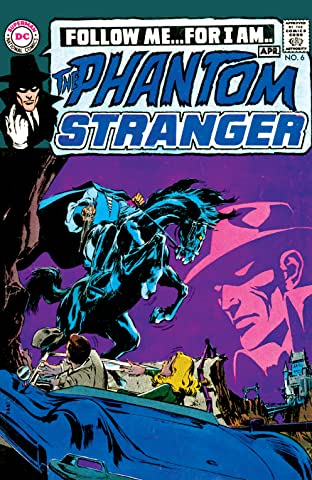 The Phantom Stranger (1969-1976) #6
