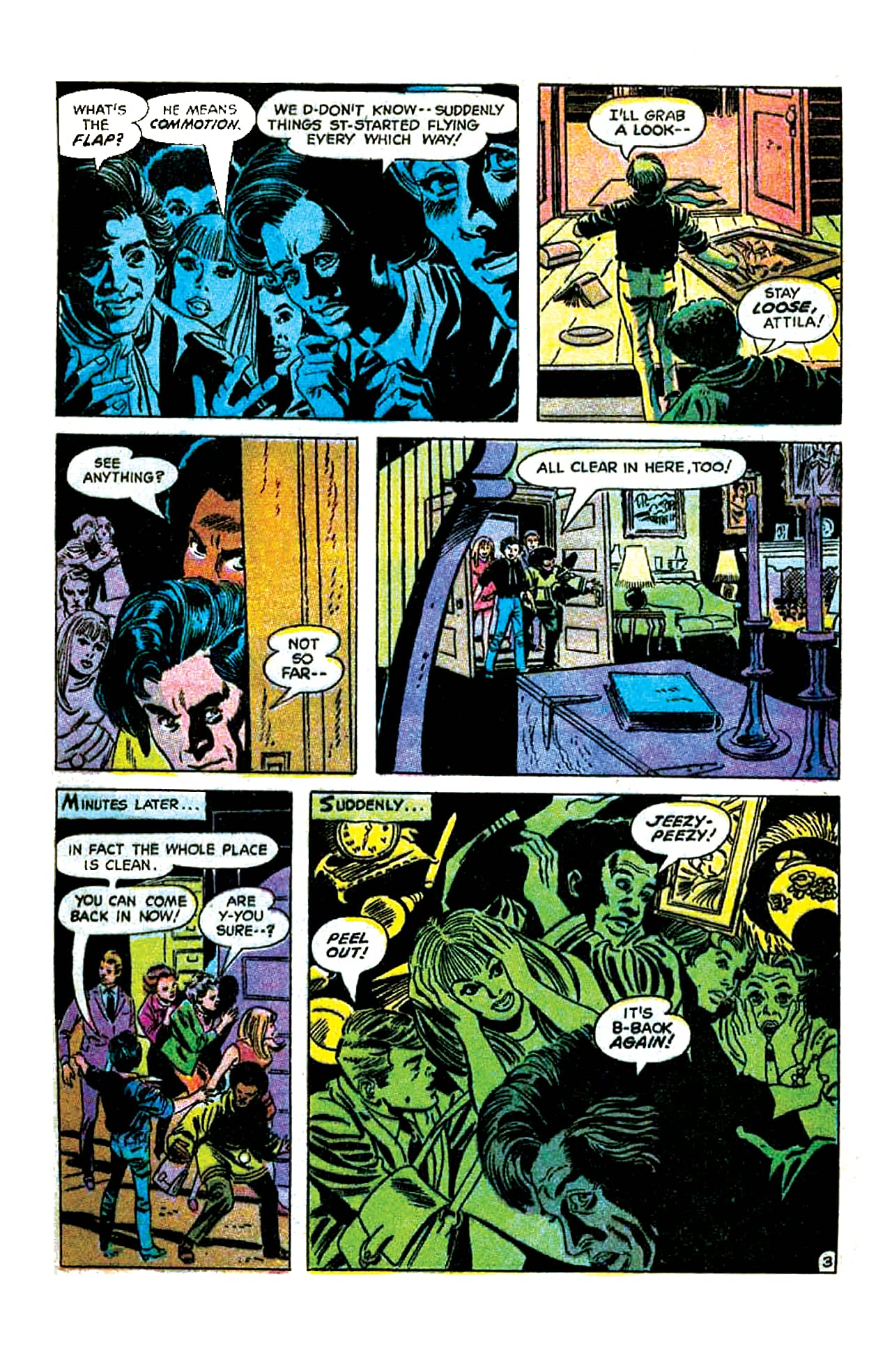The Phantom Stranger (1969-1976) #6