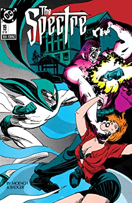 The Spectre (1987-1989) #19