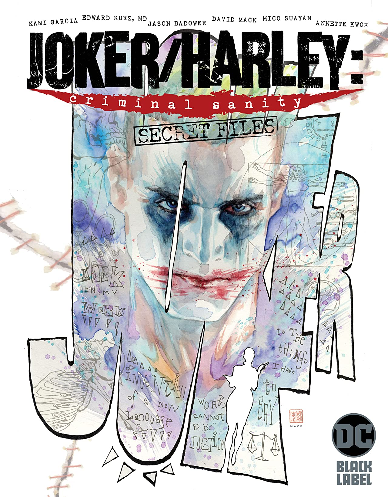 Joker/Harley: Criminal Sanity-Secret Files (2020-) No.1