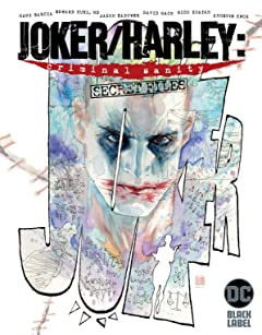 Joker/Harley: Criminal Sanity-Secret Files (2020-) #1