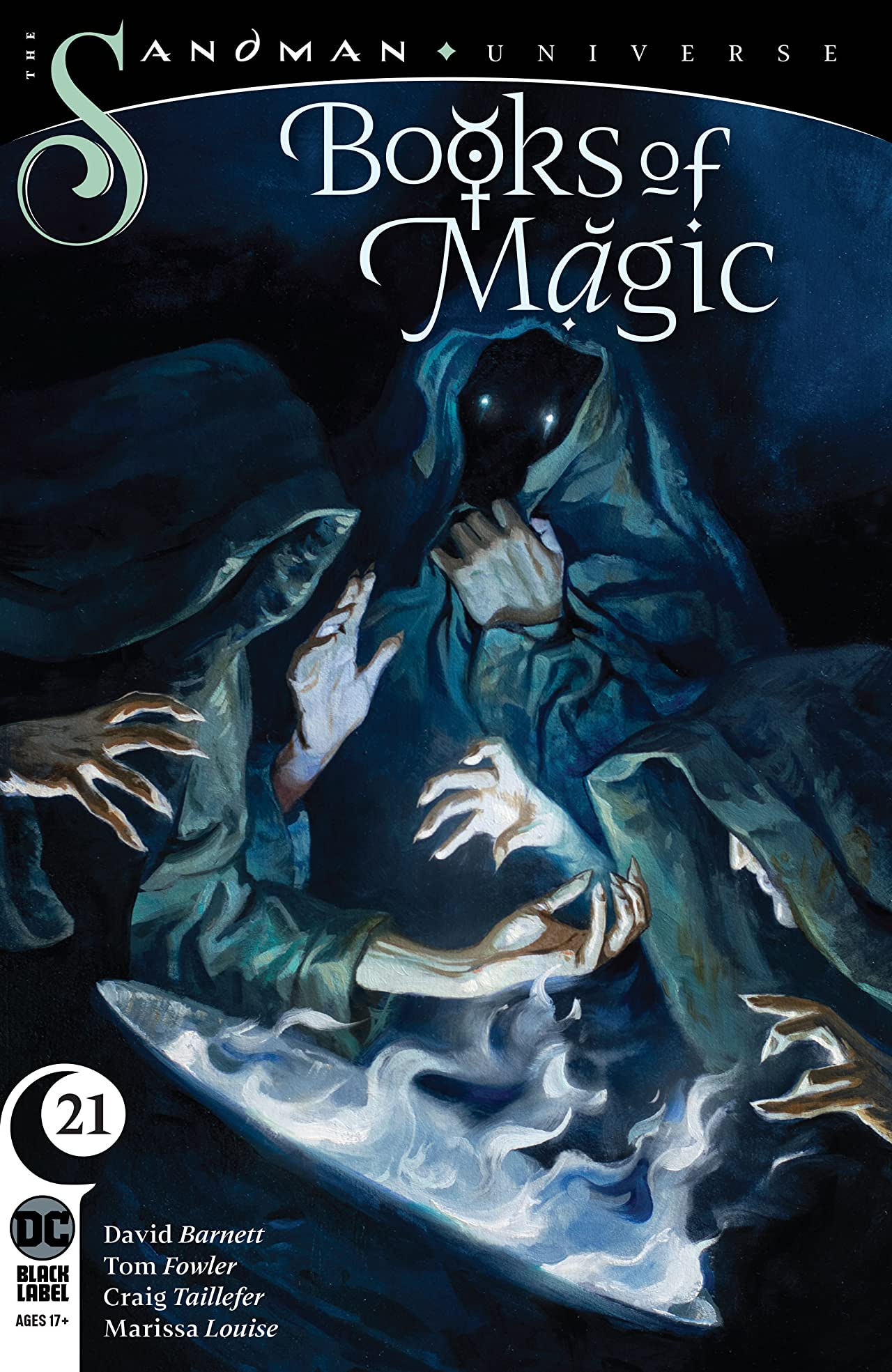 Books of Magic (2018-) No.21