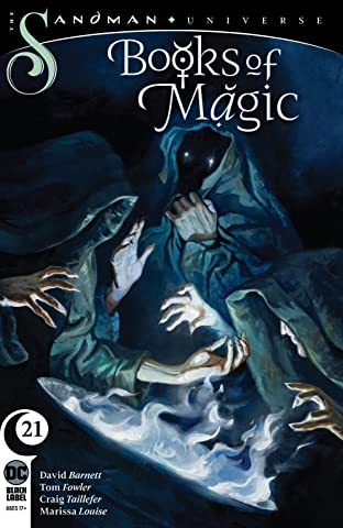 Books of Magic (2018-) #21