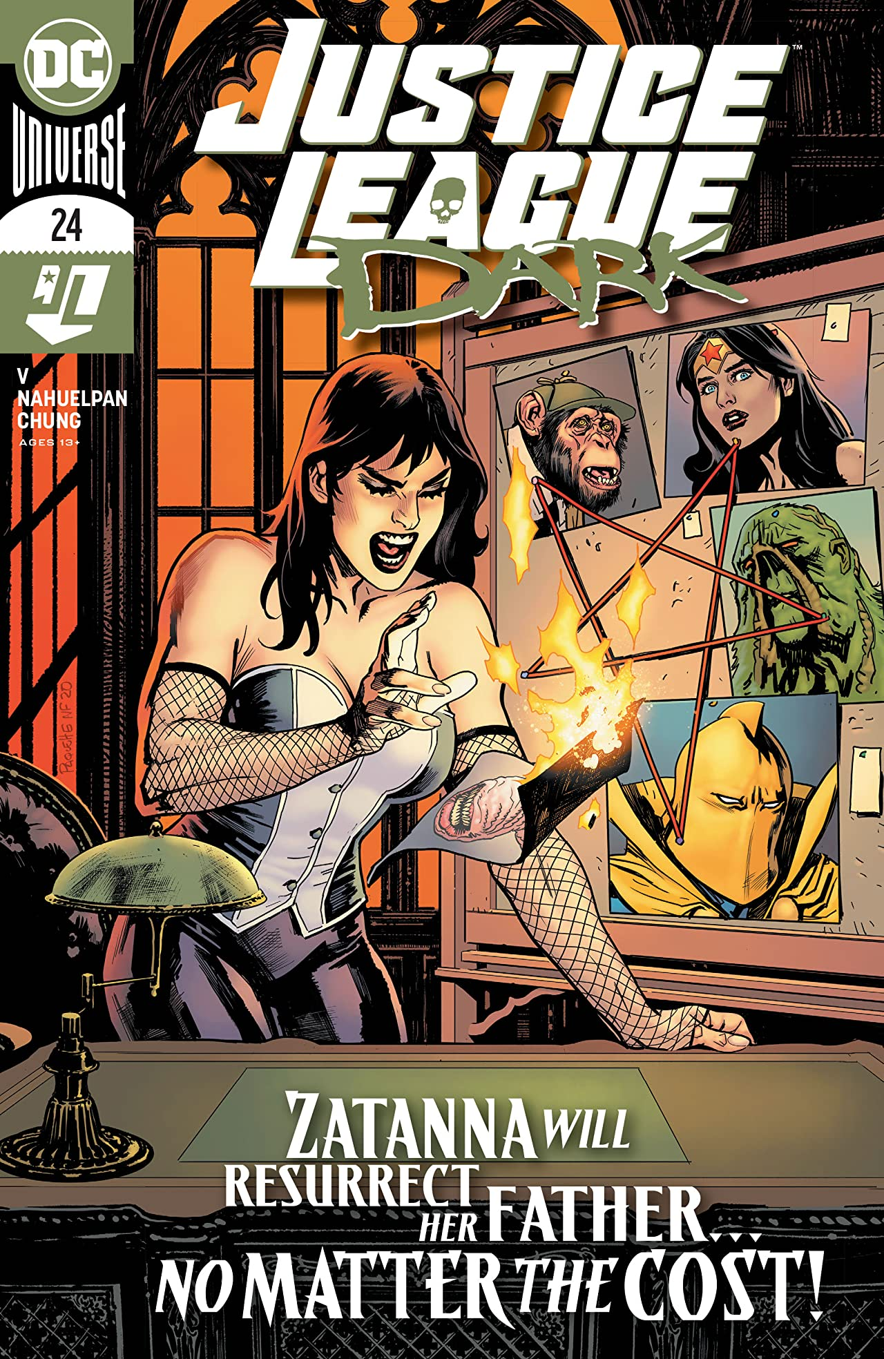 Justice League Dark (2018-) No.24