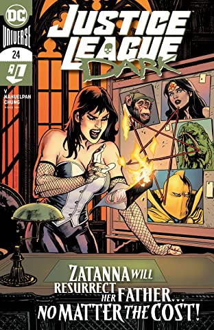 Justice League Dark (2018-) #24