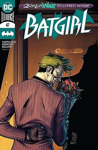 Batgirl (2016-) #47